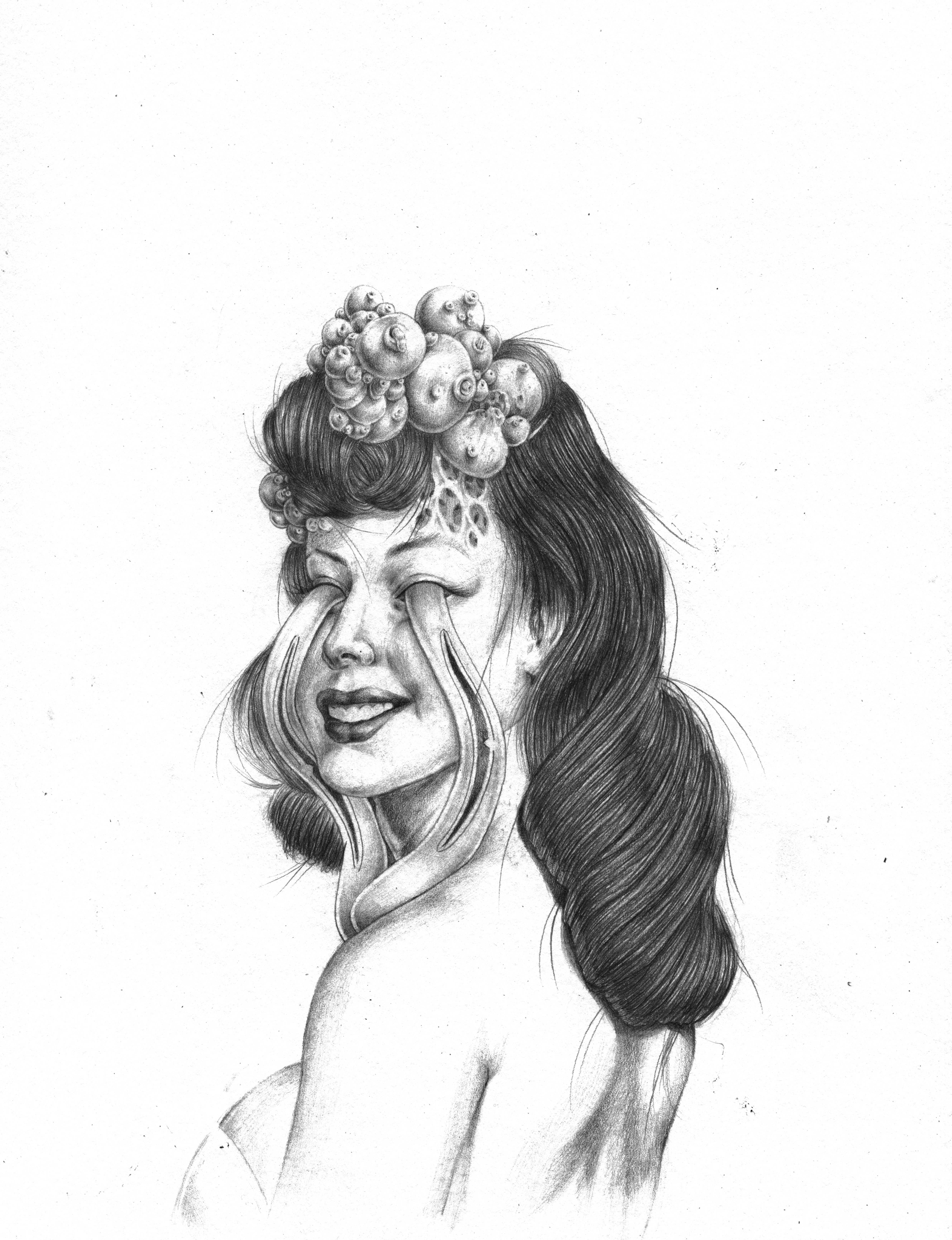 Semour Erotic painting