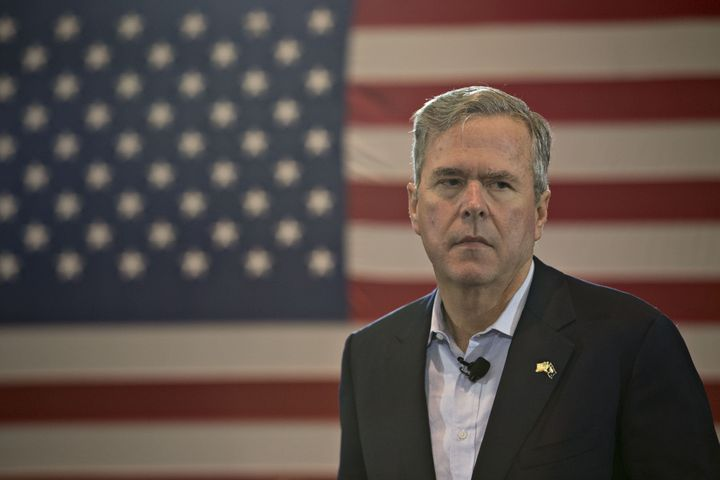 Jeb Bush can't catch a break.AARP shot down his claim that the influential group backs his Social Security plan.