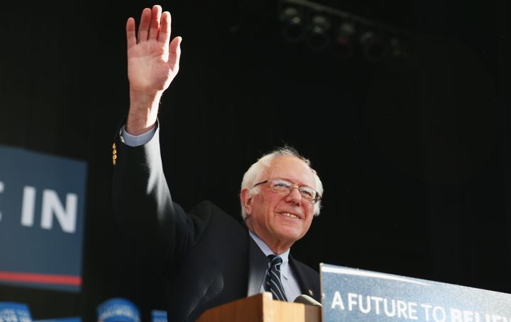 Bernie Sanders Predicts He'll Pull Off 'One Of The Great Political Upsets' In History
