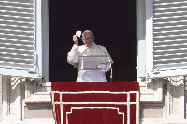 Pope Francis used some of his strongest words ever against capital punishment on Sunday.