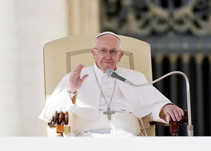 Pope Francis made the comments to throw his weight behind an international conference against thedeath penalty starting