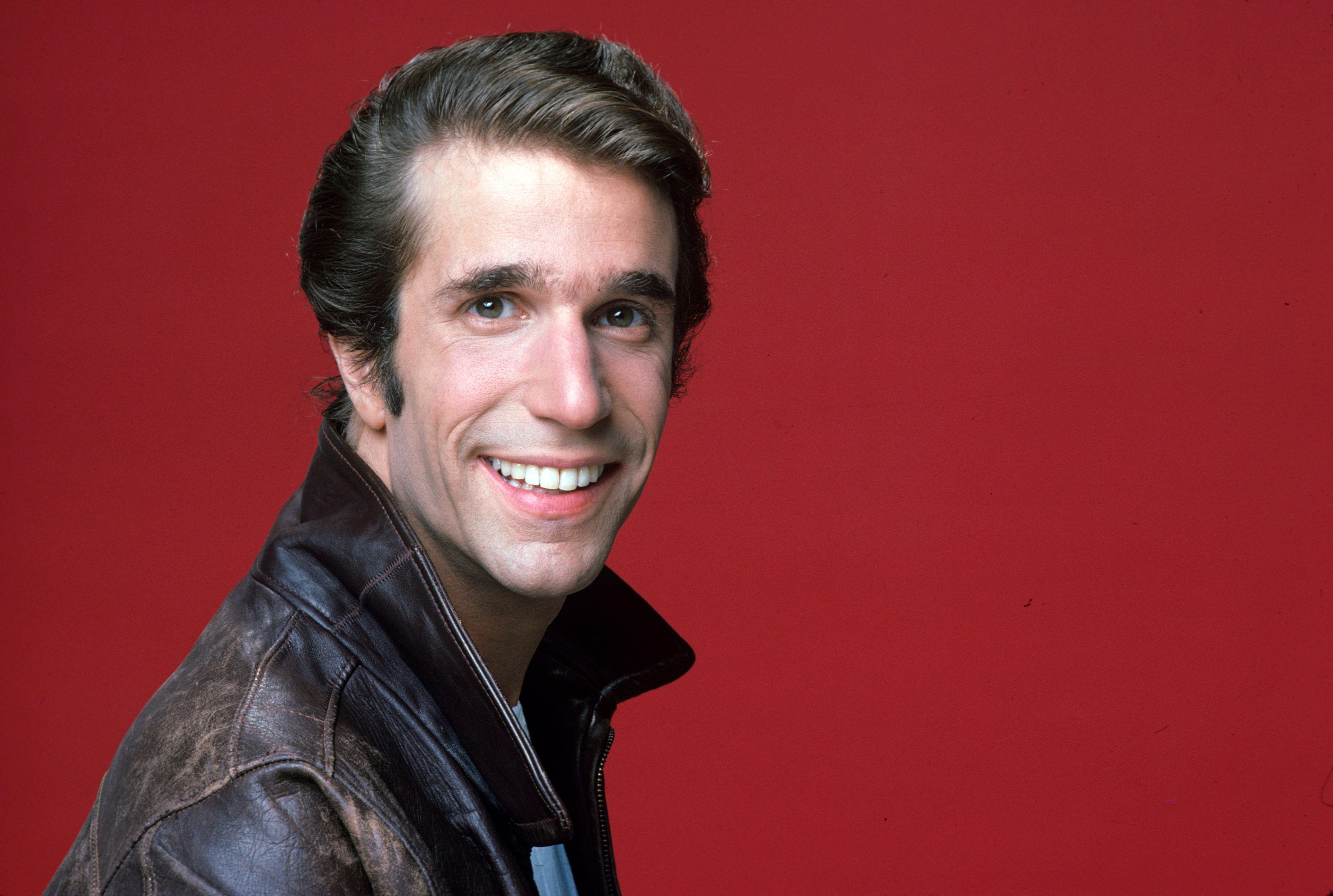UNITED STATES - JULY 10:  HAPPY DAYS - Gallery - Season Two - 7/10/75 Fonzie (Henry Winkler)  (Photo by ABC Photo Archives/ABC via Getty Images)