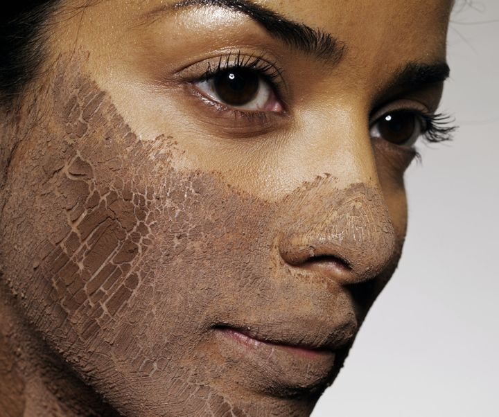 Cleansing before masking may be too drying for certain skin types.