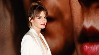BERLIN, GERMANY - FEBRUARY 05: Emma Watson attends the 'Colonia Dignidad - Es gibt kein zurueck' Berlin Premiere on February 05, 2016 in Berlin, Germany. (Photo by Isa Foltin/WireImage)