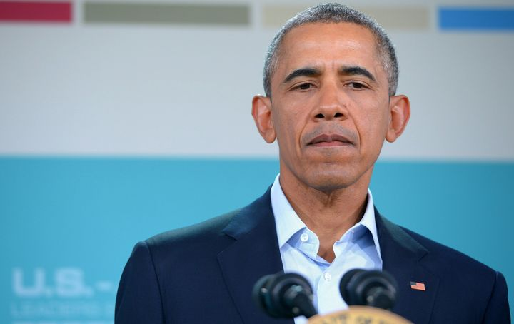 President Barack Obama is once again pressing lawmakers to take action on gun violence.