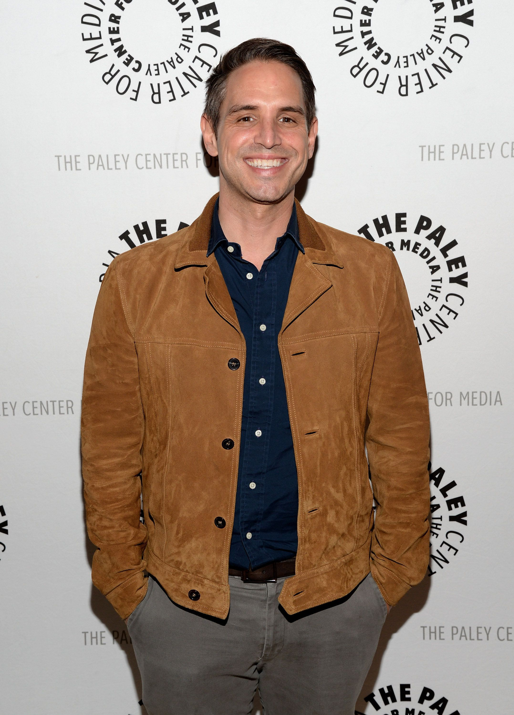 BEVERLY HILLS, CA - NOVEMBER 19:  Producer Greg Berlanti attends Paley Media Council Presents Paley Dialogue With Peter Roth And Greg Berlanti at The Paley Center for Media on November 19, 2015 in Beverly Hills, California.  (Photo by Michael Kovac/Getty Images for Paley Center)