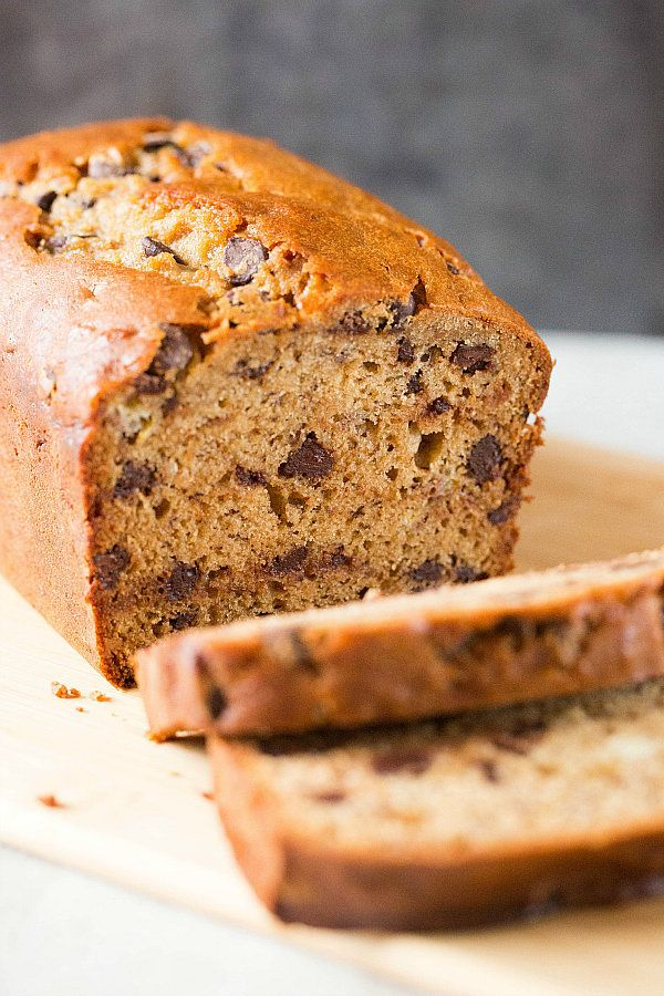 "<strong>Get the <a href=""http://www.browneyedbaker.com/peanut-butter-banana-bread-recipe-chocolate-chips/"" target=""_blank"">Pe"