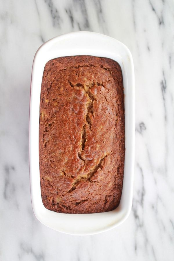 "<strong>Get the <a href=""http://www.halfbakedharvest.com/whole-wheat-graham-cracker-banana-bread/"" target=""_blank"">Whole Whea"