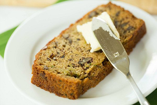 "<strong>Get the <a href=""http://www.browneyedbaker.com/zucchini-banana-bread-recipe/"" target=""_blank"">Banana Zucchini Bread r"