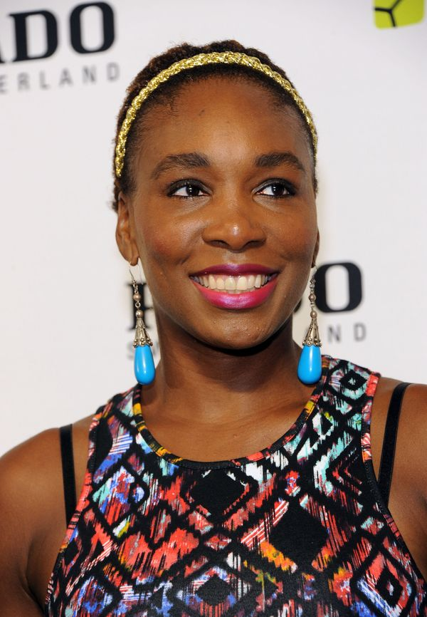 "The pro-tennis player <a href=""http://www.refinery29.com/2015/07/90800/venus-williams-workout-interview"" target=""_blank"">went"