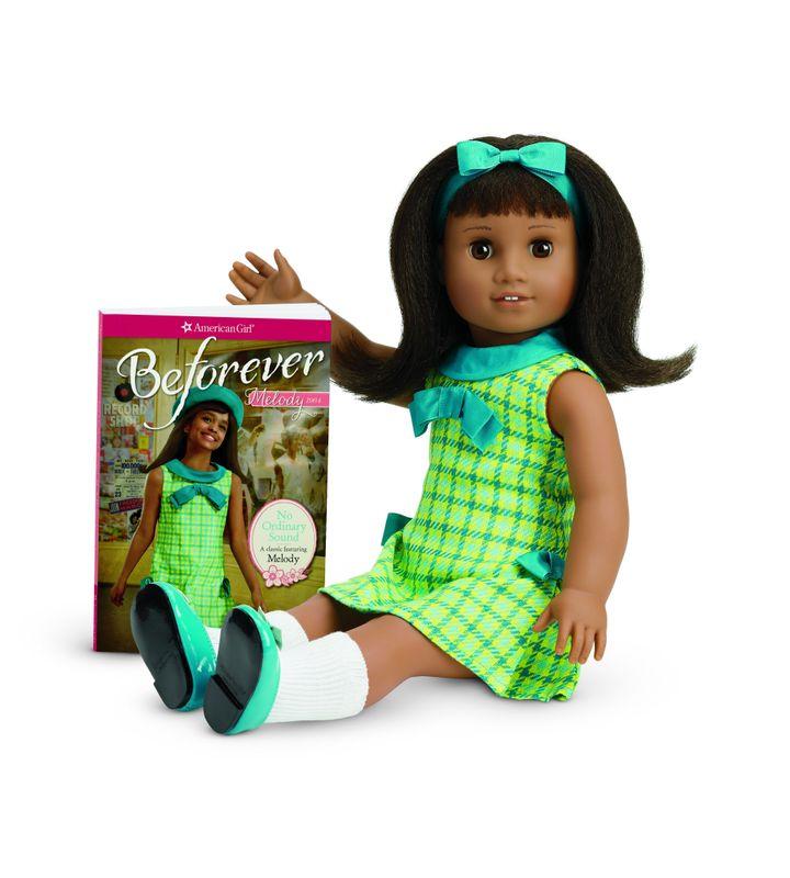 Melody Ellison doll.