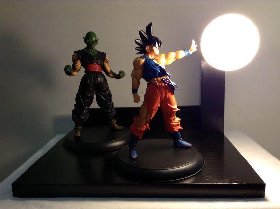 Ces lampes Dragon Ball Z sont