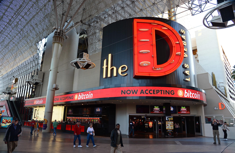 Las Vegas' D Casino Hotel, where Kalli Medina-Brownwas found dead in a laundry shoot.