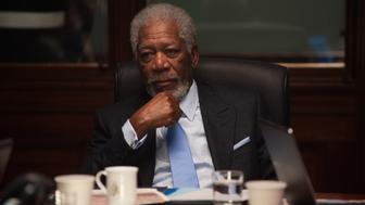 """Actor Morgan Freeman has lent his rich vocal chords to the GPS app in promotion of his latest film, """"London Has Fallen."""""""