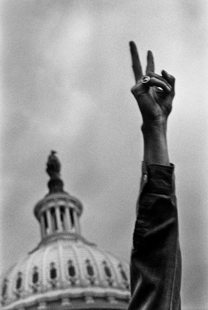 May Day demonstration, Washington, D.C.