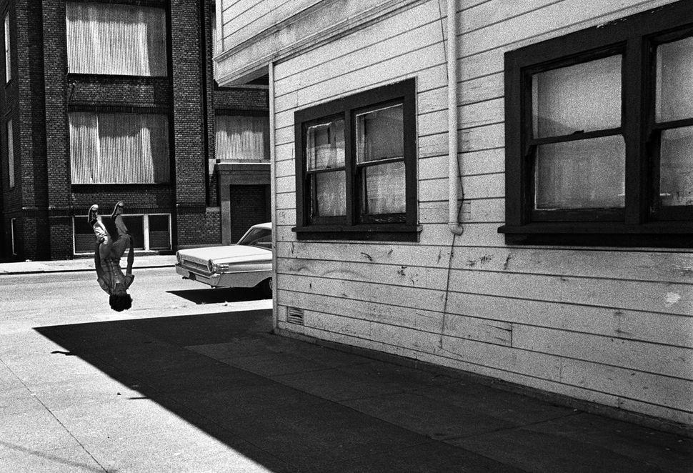 Somersault, West Oakland, California