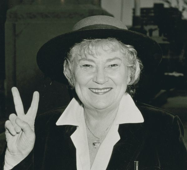 "A member of Congress and passionate civil rights and feminist activist, <a href=""http://www.biography.com/people/bella-abzug-"