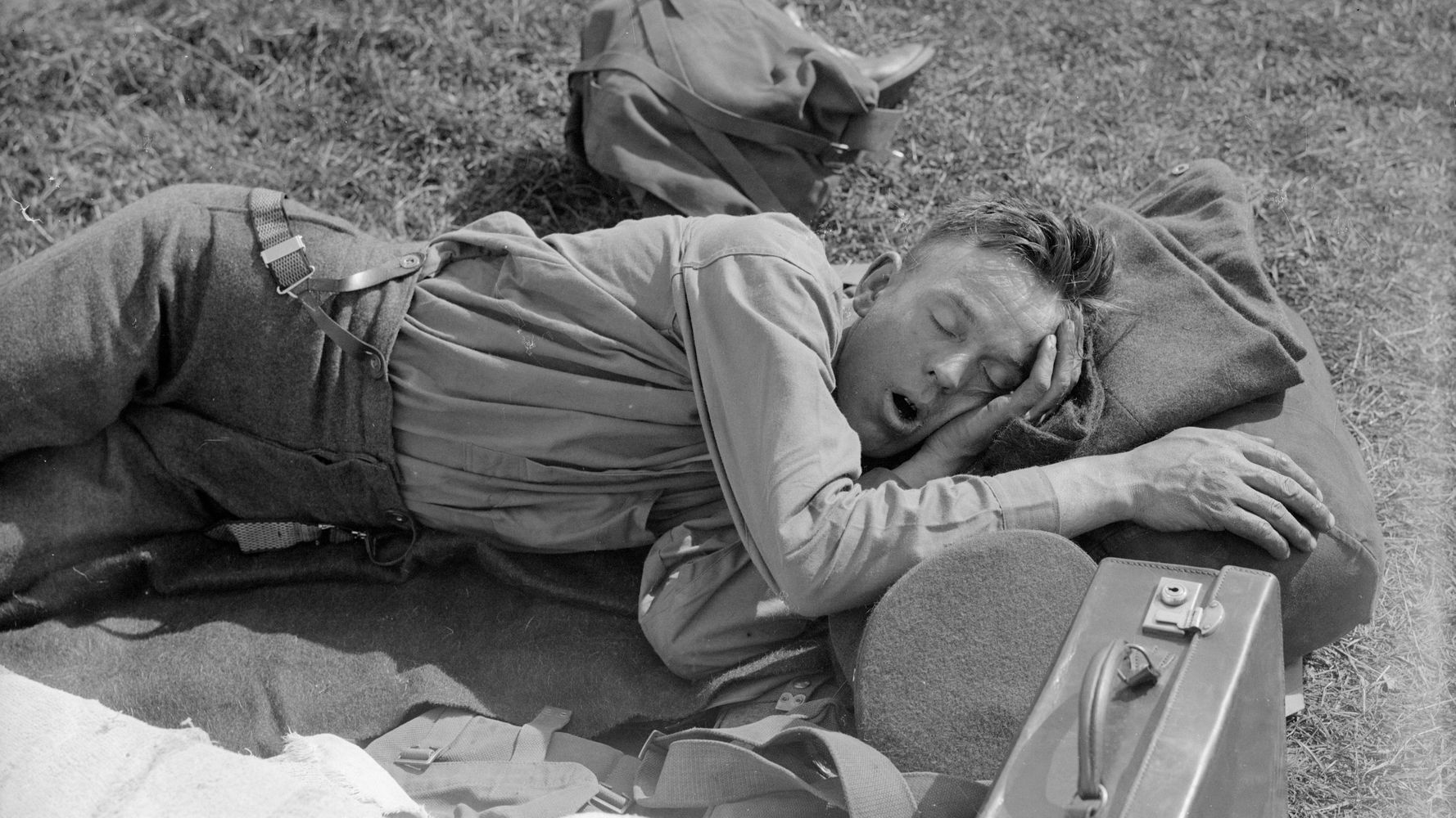6 Things Military Personnel Do That'll Help You Fall Asleep Quickly