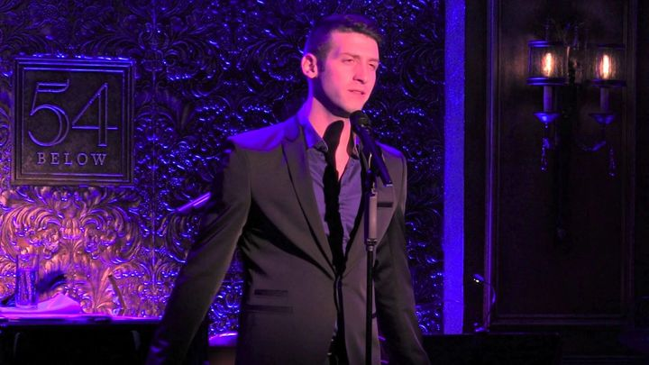 Michael Zahler will take the stage at Feinstein's/54 Below on Feb. 26.
