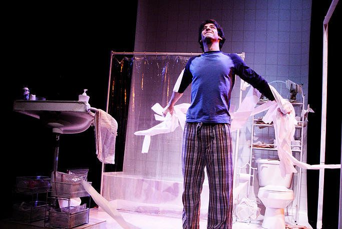 "In 2007, Zahler was seen in the musical, ""The Boy in the Bathroom,"" at the New York Musical Theatre Festival."