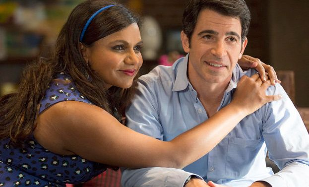 "Mindy Kaling's ""The Mindy Project"" moved to Hulu last fall."
