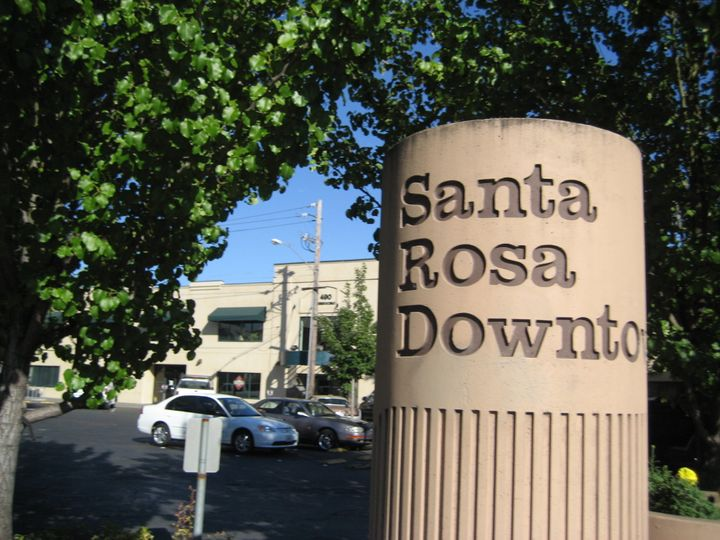 Santa Rosa, California, is one of many cities that have become unaffordable for middle and working class people.