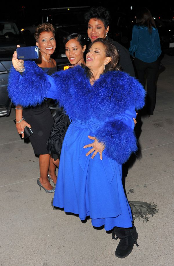 """Taking a selfie during the U.S. premiere of """"Freeze Frame"""" at The Wallis Annenberg Center for the Performing Arts in Los Ange"""