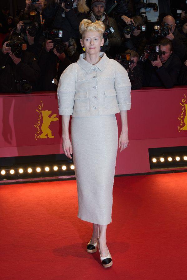 "Atthe ""Hail, Caesar!"" premiere during the 66th Berlinale International Film Festival in Berlin, Germany."