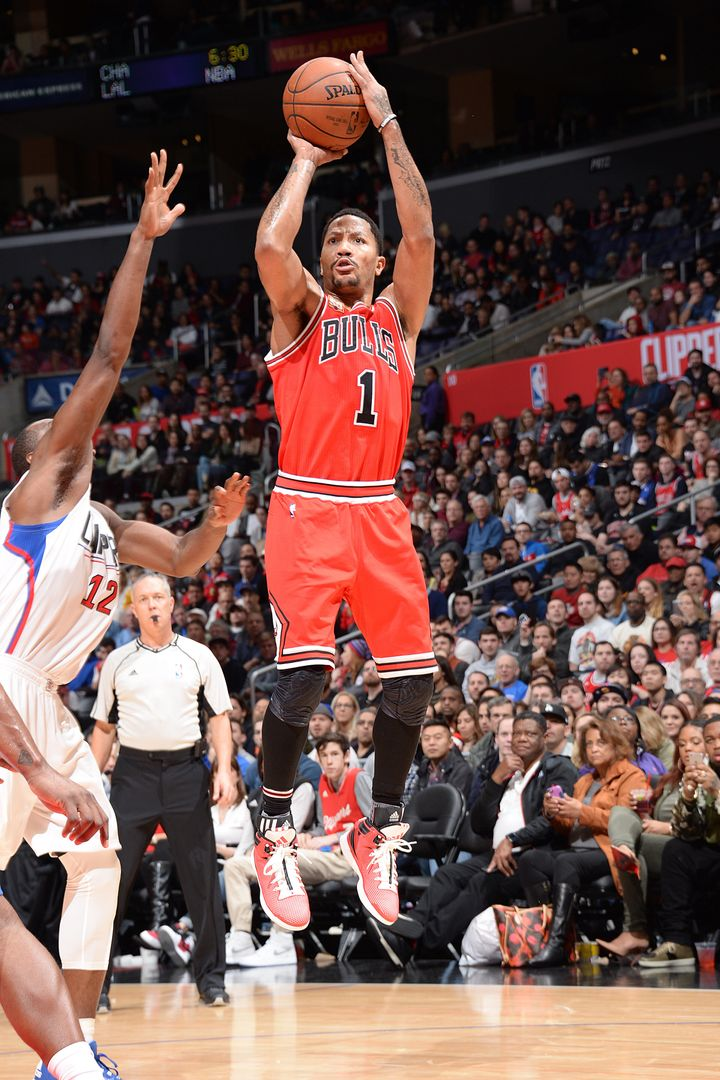 Rose's inability to become a consistent 3-point threat has continually hampered his offensive effectiveness.