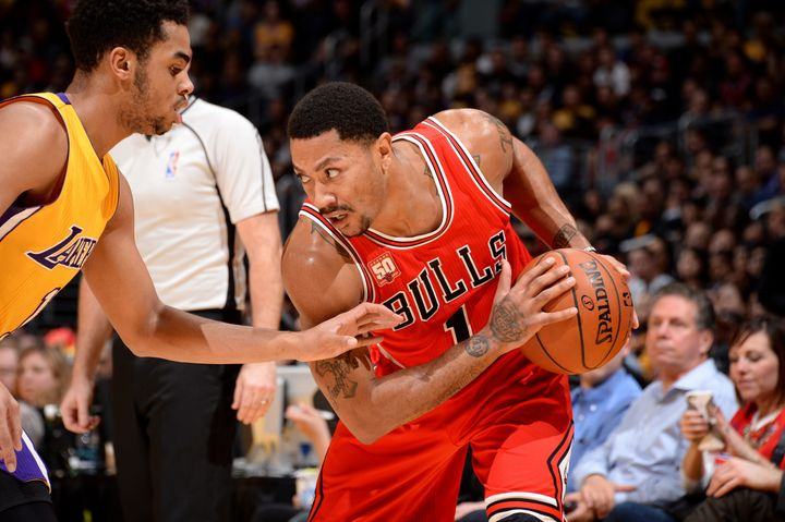 Bulls point guard Derrick Rose has played much better basketball in the 2016 calendar year.