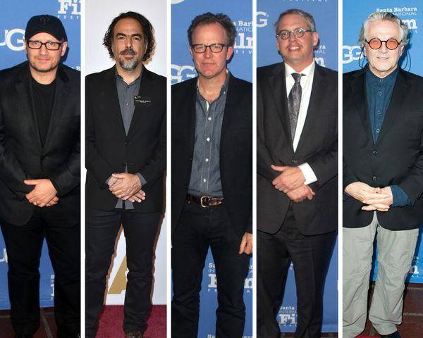 "<strong>Nominees: </strong>Lenny Abrahamson, ""Room"" /&nbsp;Alejandro Gonz&aacute;lez I&ntilde;&aacute;rritu, ""The Revenant"" /"