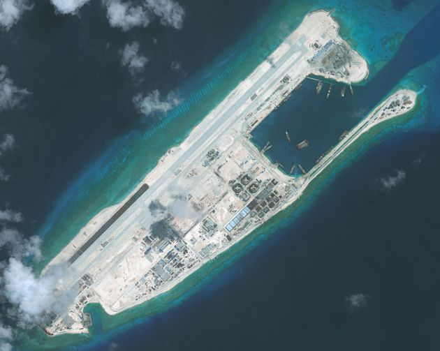 Several of the South China Sea's disputing countries, most notably China, have artificially constructed...