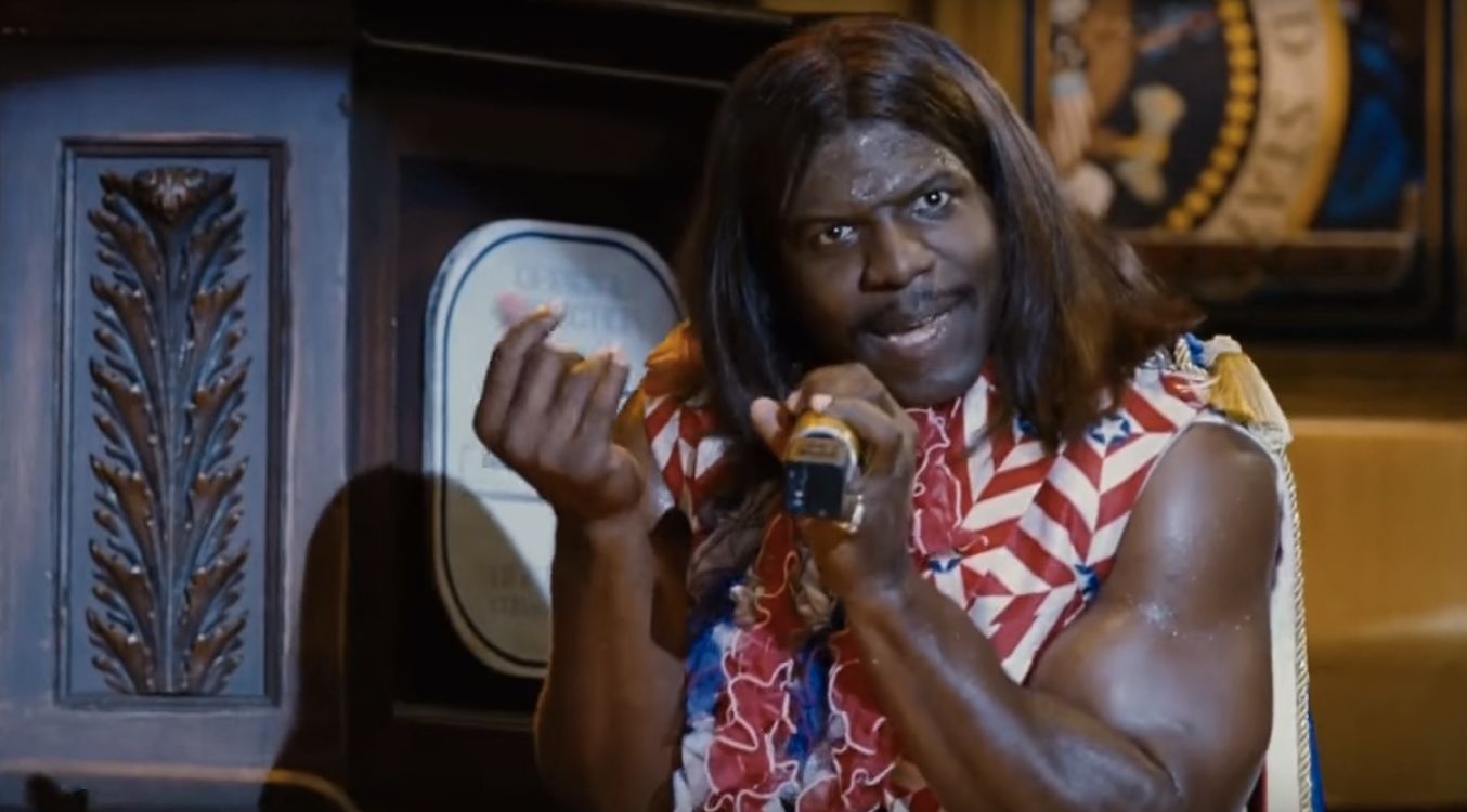 "Screenshot from ""Idiocracy"""