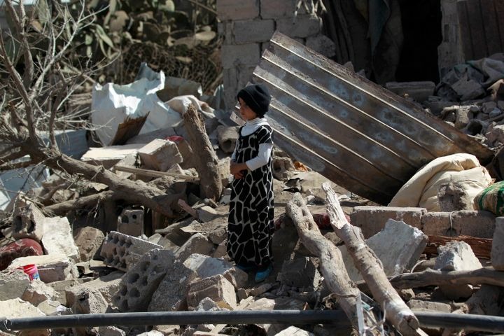 Almost 6,000 people -- almost half of themcivilians -- have been killed since Saudi-led forces entered the Yemen confli