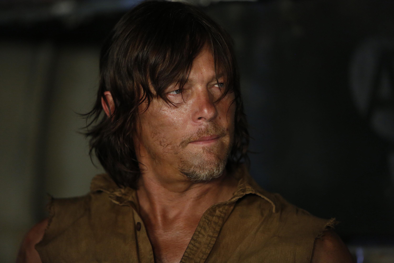 Daryl Dixon doin' his thing.
