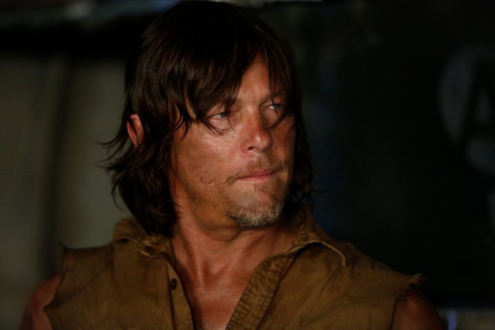 Daryl Dixon doin' his thing.