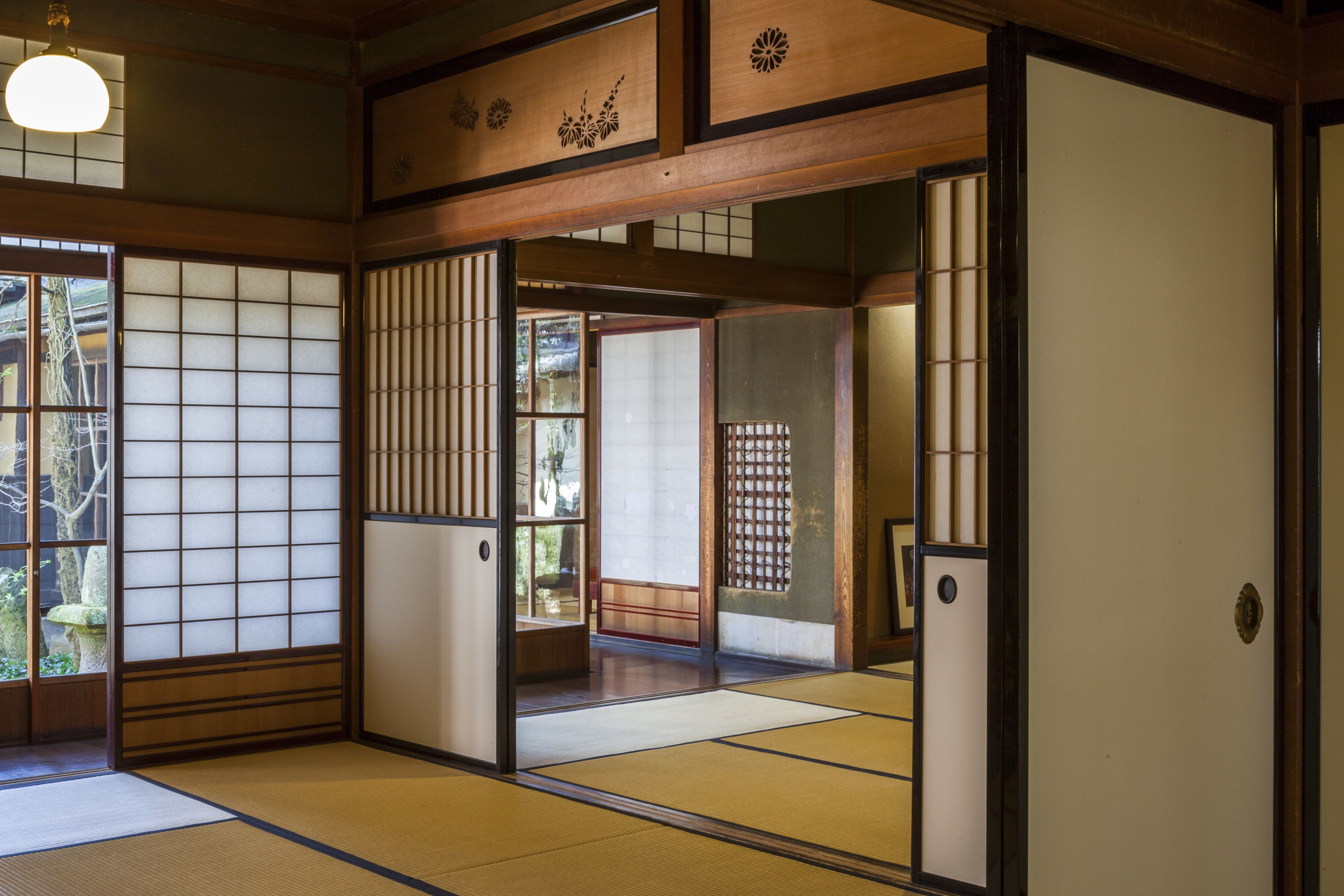 Traditional home in Japan.