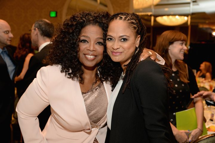 """A conversation between Oprah and Ava DuVernay taught the director that """"life is unfolding in the way that it is supposed to b"""