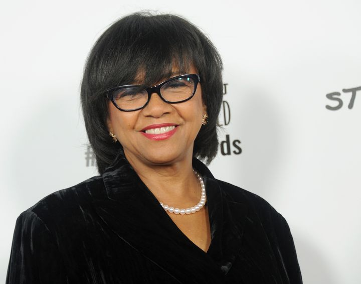 Cheryl Boone Isaacs, president of the Academy of Motion Picture Arts and Sciences.
