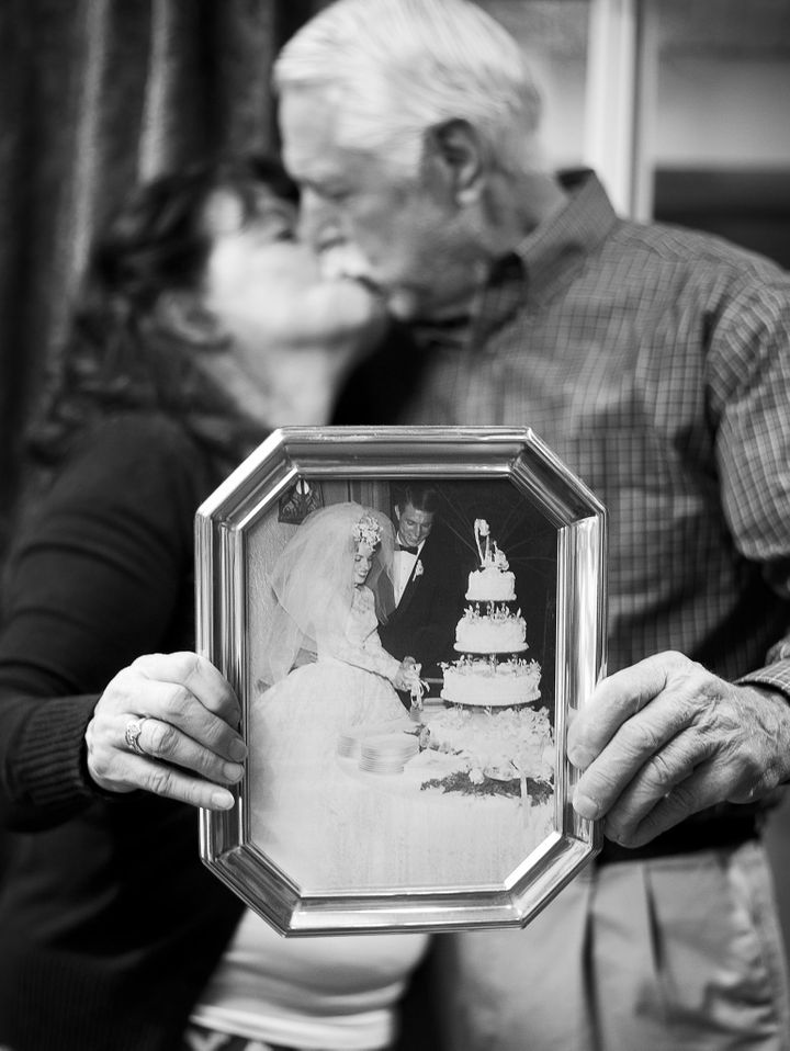 "With her ""To Grow Old With You"" photo project, Jarstad hopes to show younger generations, who might be skeptical of marriage, that lifelong love is possible."