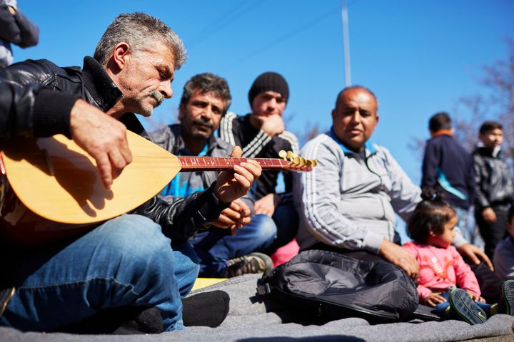 Syrians have been arriving in Greece since the 1990s to look for work. Many left during the economic crisis, only to return,