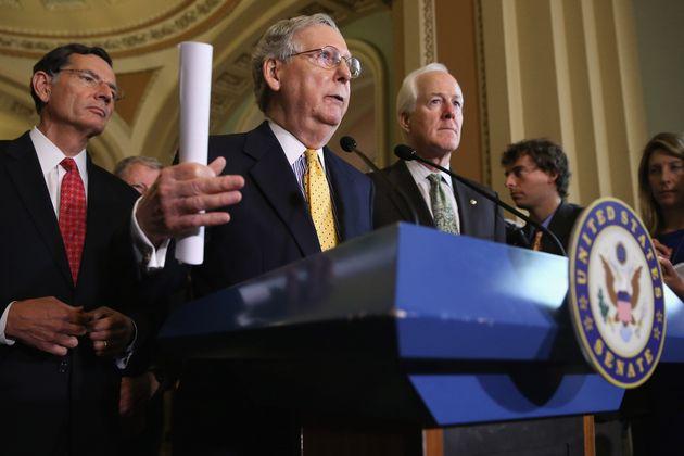 McConnell says Senate won't vote on Obama Court pick