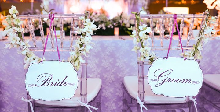 Wedding Planning Ideas: Yes, Wedding Planning Is Stressful -- But Not For The
