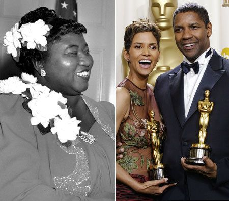 From the wins of Hattie McDaniel to Halle Berry and Denzel Washington, here are 15 of the most unforgettable black
