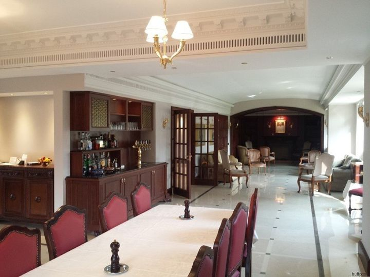 The costly refurbishment of Villa Stritchis another example of lavish spending by Vaticanleaders.