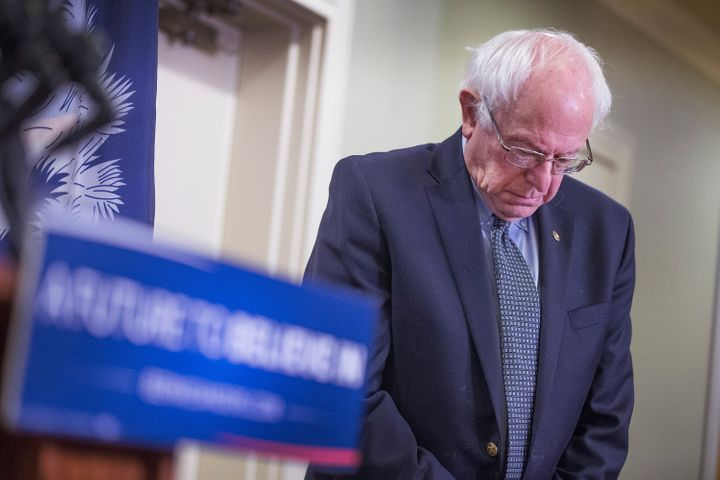 Sen. Bernie Sanders (I-Vt.) discussed his Jewish heritage on Thursday at a town hall that MSNBC hosted.