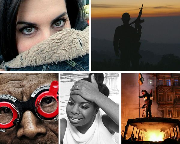 "<strong>Nominees:&nbsp;</strong>""Amy,"" ""Cartel Land,"" ""The Look of Silence,"" ""What Happened, Miss Simone?"" and ""Winter on Fir"