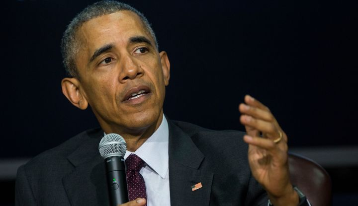 President Barack Obama says he intends to nominate a Supreme Court justice, despite objections from Republicans.