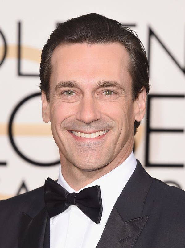 "Celebrity groomer Kim Verbeck created a ""clean, classic, leading man"" look for Golden Globe winner Jon Hamm. <br><br>Ver"