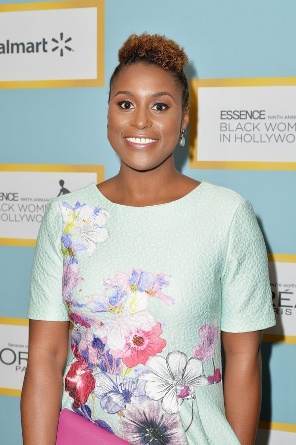 Actress Issa Rae.